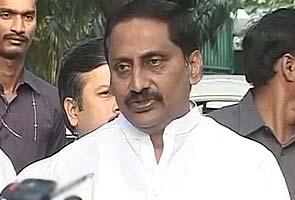 Andhra Pradesh Chief Minister Kiran Kumar Reddy dares K Chandrasekhar Rao to topple state government