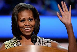 Michelle Obama opens new Twitter account