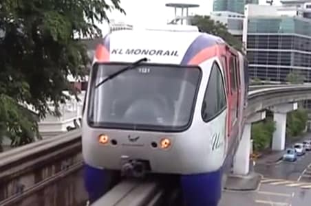 Work on monorail project in Delhi to start next month