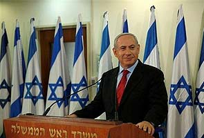 Israel's Prime Minister Benjamin Netanyahu scrambles to keep his job