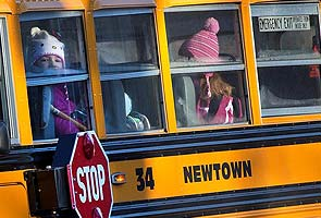 After school massacre, Newtown residents urge stricter gun control
