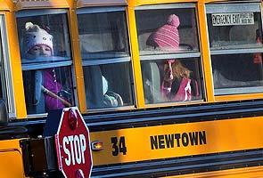 After school massacre, Newtown residents urge stricter gun control