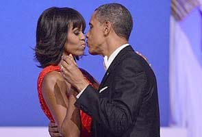 Obama's ball: No room to dance, but a night to remember
