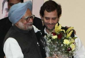 Rahul Gandhi officially No. 2 in Congress; appointed party Vice President