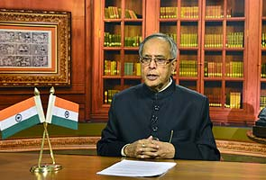 Don't take for granted the hand of friendship, President Pranab Mukherjee tells Pakistan