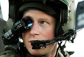Prince Harry was 'tea boy' in Afghanistan