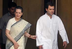 Sonia Gandhi used Air Force aircraft 49 times in last seven years