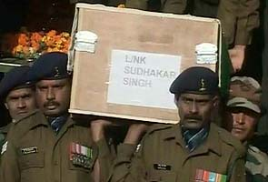 'Bharat Mata ki Jai' were the last words of Lance Naik Sudhakar Singh