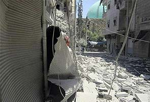 Syrian forces kill dozens in bombardments: Opposition