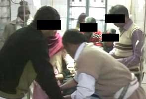 To escape molester, woman jumps from speeding train