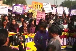On 64th Republic Day, march for women's freedom