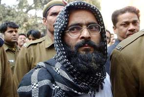 Afzal Guru's last letter was to wife, she hasn't received it