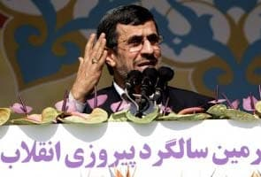 I will hold nuclear talks with US if pressure stops: Iran President Ahmadinejad