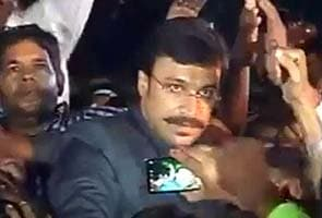 After nearly 40 days in jail, Akbaruddin Owaisi walks out