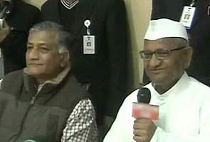 Government has betrayed us: Anna Hazare rejects Lokpal Bill