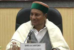 VVIP chopper scam: greedy people are working around the world, says Antony - highlights