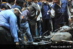 Deadly bombings hit southern India city