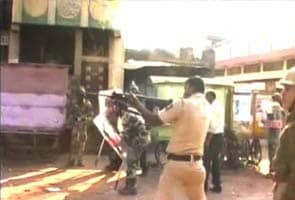Dhule riot report: Police firing excessive