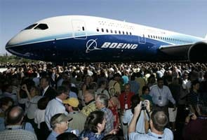 Boeing Dreamliner to make special one-time flight