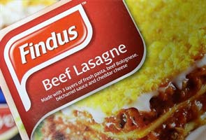 Horse meat in food stirs furore in British Isles