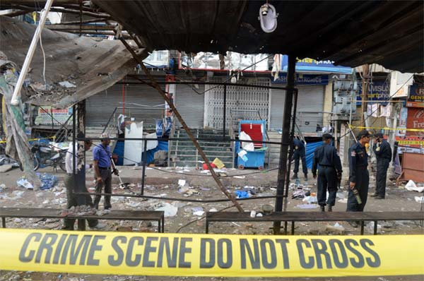 Hyderabad bomb blasts: death toll rises to 15, 119 injured