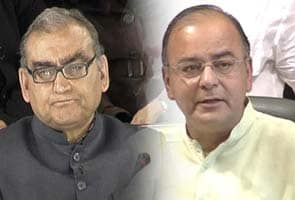 Arun Jaitley should quit, says Justice Markandey Katju after BJP leader demands his resignation