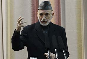 Afghan president Hamid Karzai orders cameras to combat torture