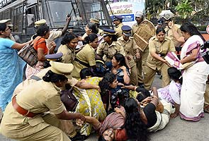 Suryanelli rape case: Kerala Assembly adjourned again after protests