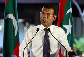 Former Maldives President Mohd Nasheed leaves Indian embassy after 11 days