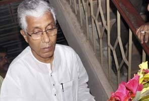 Red, Red, Red for Tripura. Manik Sarkar gives Left massive win