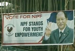 In Nagaland assembly elections, it is a fight between insurgency and development