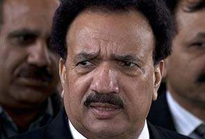 Pakistan Taliban describes Rehman Malik as a comedian