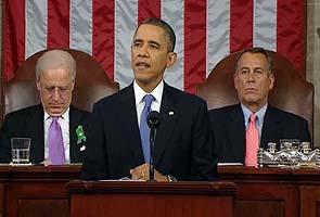 US President Barack Obama's State of the Union address: full transcript