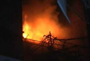 Fire at Sadar Bazar in Delhi brought under control