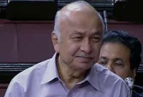 Highlights: Government was aware of security risks, says Home Minister Sushil Kumar Shinde