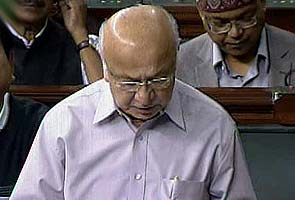 Hyderabad bomb blasts: Home Minister Sushil Kumar Shinde's statement in Parliament