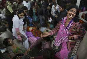 36 dead, many injured in stampede at Allahabad railway station
