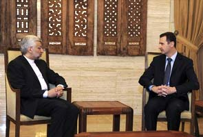 Bashar al-Assad says Syria can confront threats after Israel attack