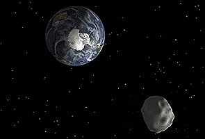 In a rarity, a meteor hit and an asteroid near-miss on ...