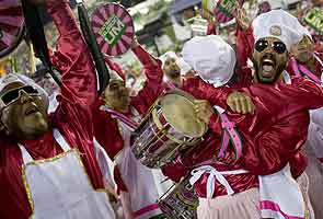 Rio Carnival: party and network at the same time