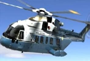 AgustaWestland in another chopper controversy?