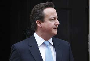 David Cameron impressed that Air India flight landed on time