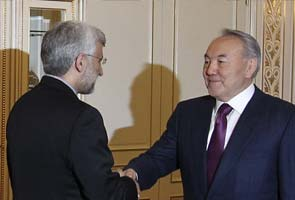 Iran, world powers begin nuclear talks in Kazakhstan