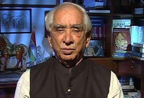 Full transcript: Relationship with VHP, RSS should be dealt with caution, Jaswant Singh tells NDTV