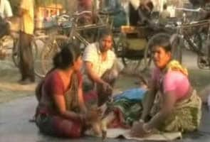 In Bengal, a hundred women dumped in field after sterilisations
