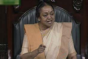 Speaker Meira Kumar holds all-party meet in Delhi