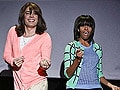 Michelle Obama jokes about hosting 'Tonight Show'