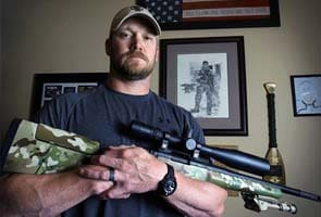 Former US Navy seal, author of 'American Sniper' Chris Kyle shot to death - reports