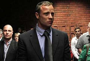 Witness heard 'non-stop shouting' from Oscar Pistorius home