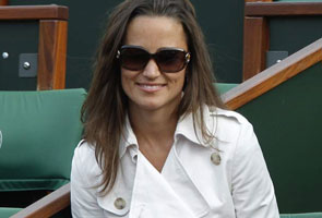 Pippa Middleton takes supermarket job